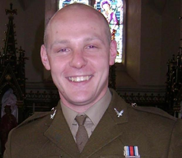 The Northern Echo: Lance Corporal David Wilson