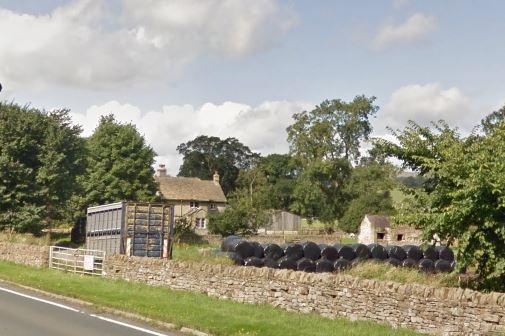 Red Lion Farm on the Bolton Abbey Estate Picture Google