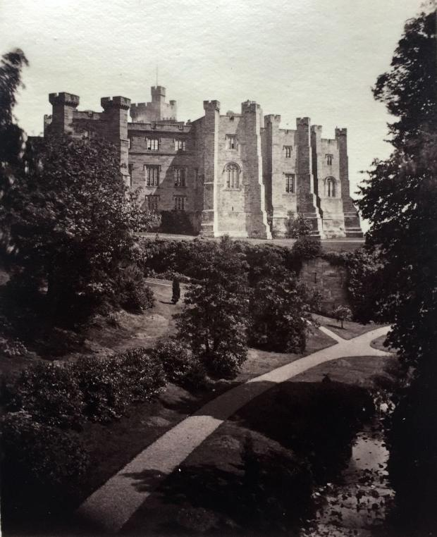 The Northern Echo: Brancepeth castle, to the south-west of Durham, was where the rebels mustered on November 13, 1569
