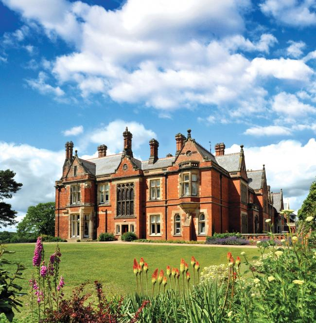 Rockliffe Hall is a Waterhousian wonder, designed at great expense by the greatest Gothic architect of the Victorian era