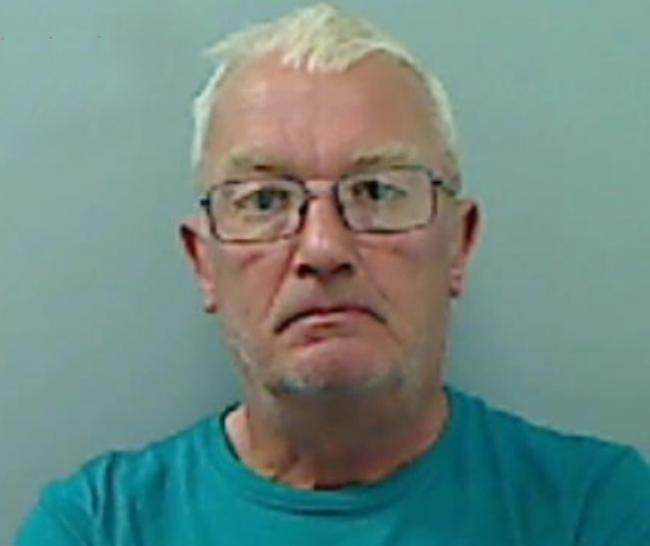Kevin Pybus has been sentenced for a string of indecent offences