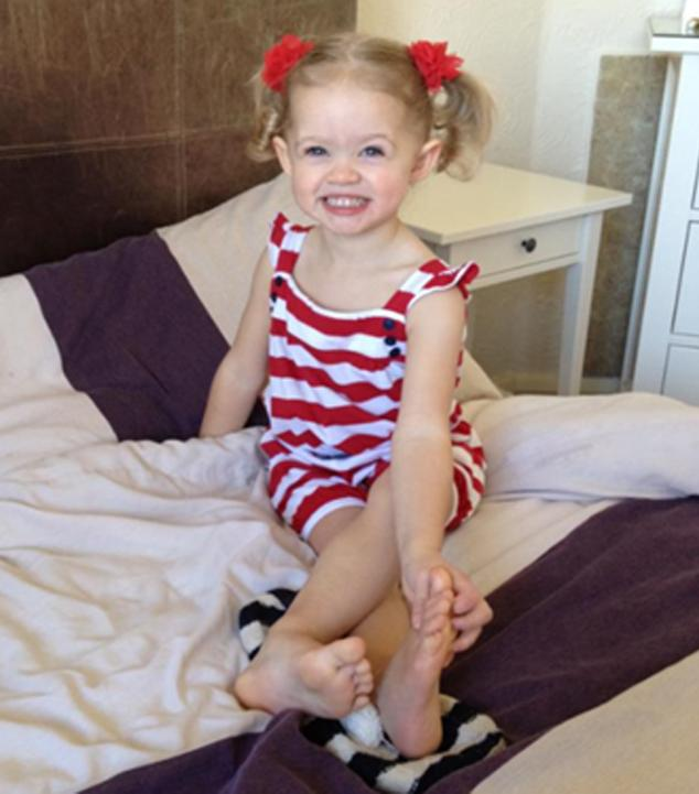 Four-year-old Mya Piper, from Darlington, who drowned in an adult swimming pool while on a family break in Cyprus