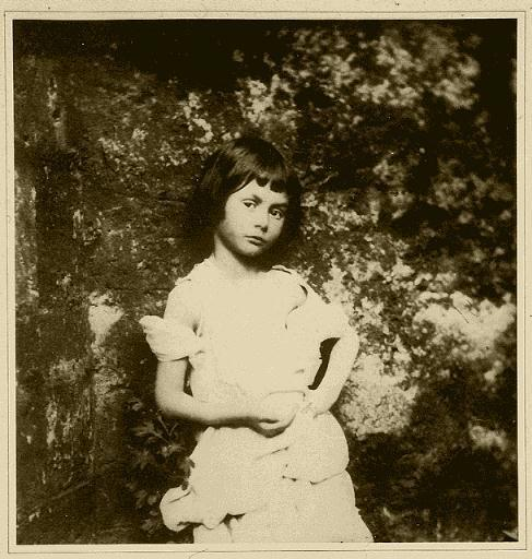 The Northern Echo: Lewis Carroll's photo of Alice Liddell as a beggar child was taken at Ravensworth Castle