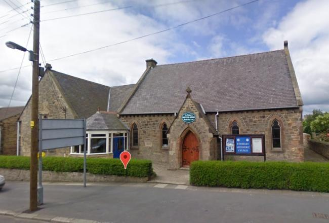 Etherley Methodist Church will host Settle North by Enter CIC