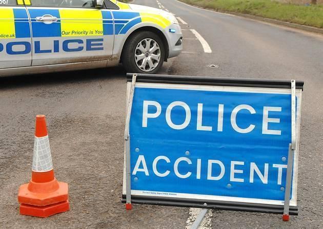 Serious crash between Crook and Bishop Auckland closes road