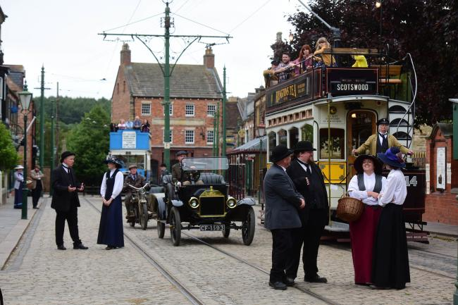 Beamish Museum is celebrating after winning an award