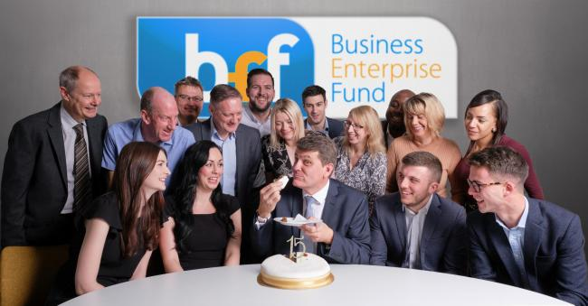The Business Enterprise Fund has offices across the UK including the Tees Valley