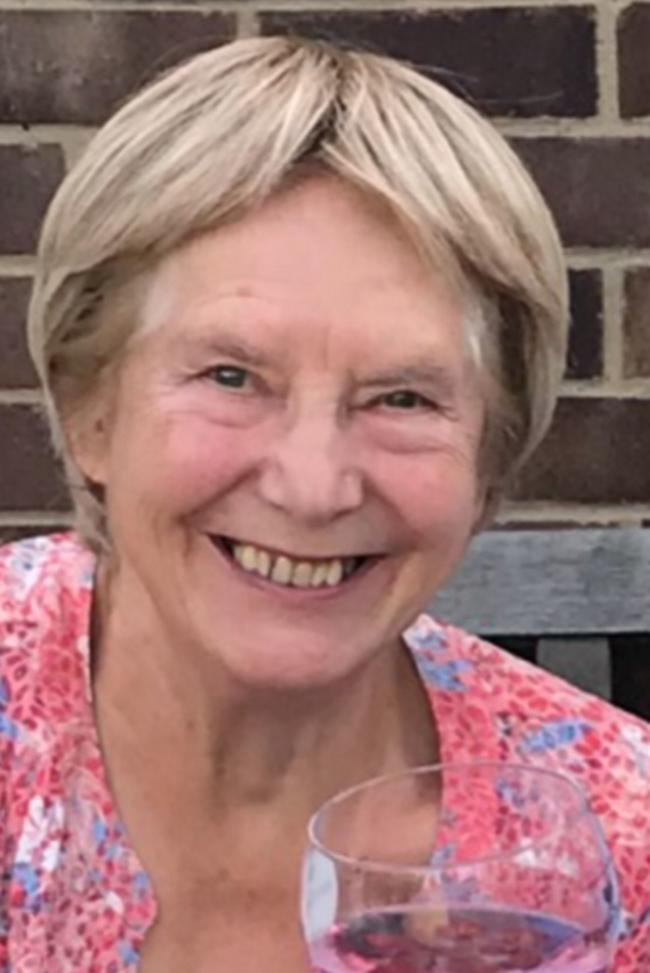 Joyce Nainby who died after being inadvertently struck by her friend's car in a freak parking accident. Picture: Northumbria Police