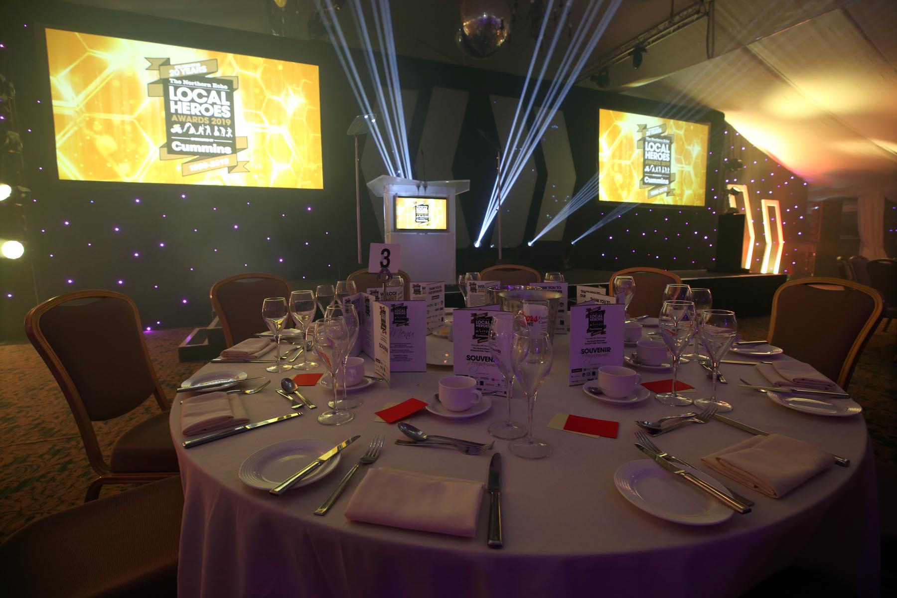 The 20th Local Heroes Awards