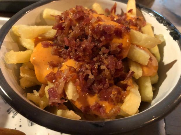 The Northern Echo: Dirty Fries