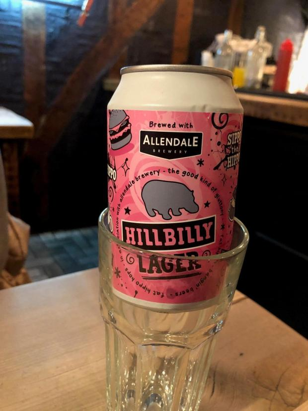 The Northern Echo: Hillbilly Lager
