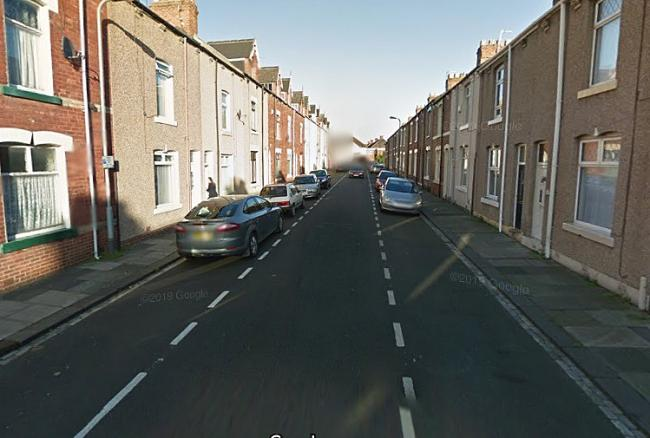Furness Street, Hartlepool. Picture: GOOGLE