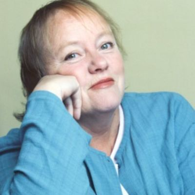 MEMORIAL ART: Mo Mowlam, who died in 2005 aged 55