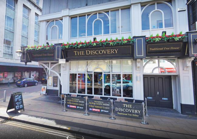 The Discovery pub, on Newport Road, in Middlesbrough, where an attempted rape was alleged to have taken place. Picture: Google