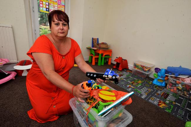 The number of childminders in Darlington Borough has fallen over the past decade