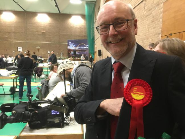 Alex Cunningham, Stockton North MP