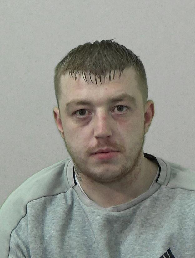 Alan Adamson is wanted following a motor theft in Hetton-le-Hole