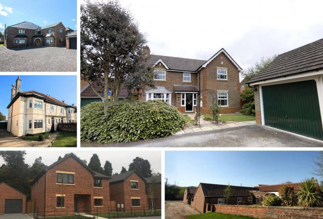 Take a look at the 5 potential new homes for house-hunting Darlington MP