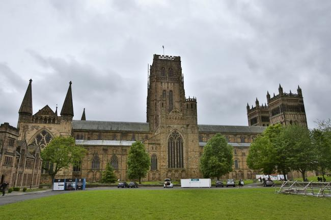 2020, Durham Cathedral's year of pilgrimage and fundraising for future Picture: TOM BANKS