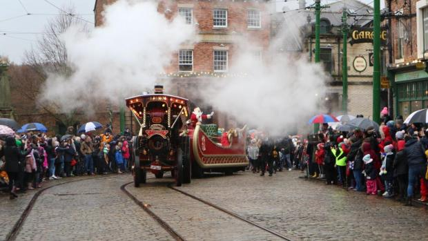 The Northern Echo: Christmas celebrations at Beamish Museum