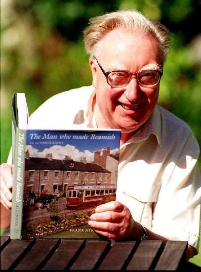 The Northern Echo: Beamish's founding director Frank Atkinson, who died in 2014, worked with just three staff when the museum opened in 1970