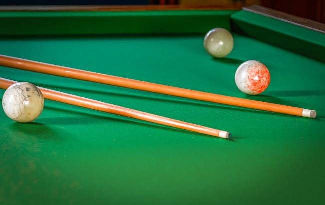 Man suffered serious head injuries after being hit with pool cue