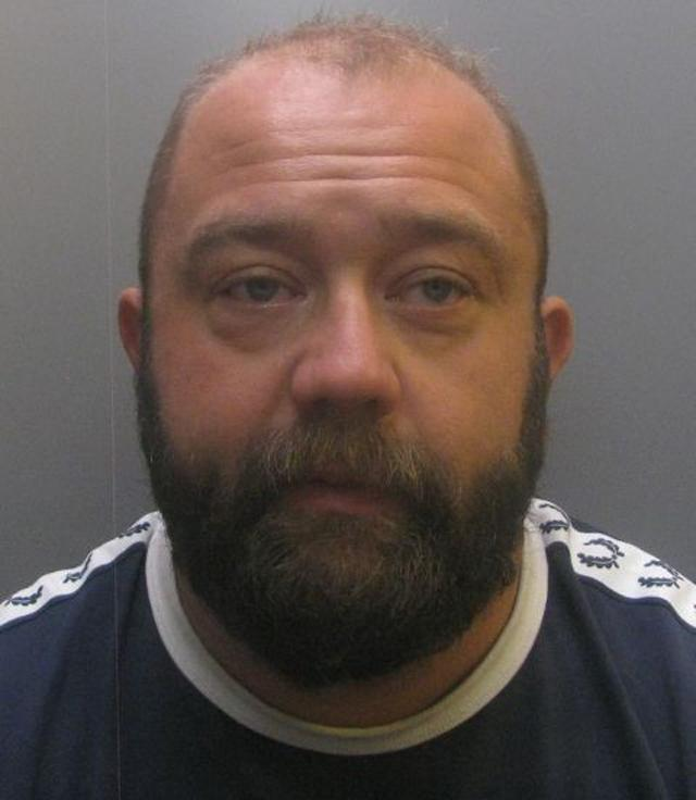 Carl Pearson, jailed for five-years for unprovoked attack on drinker in Consett pub