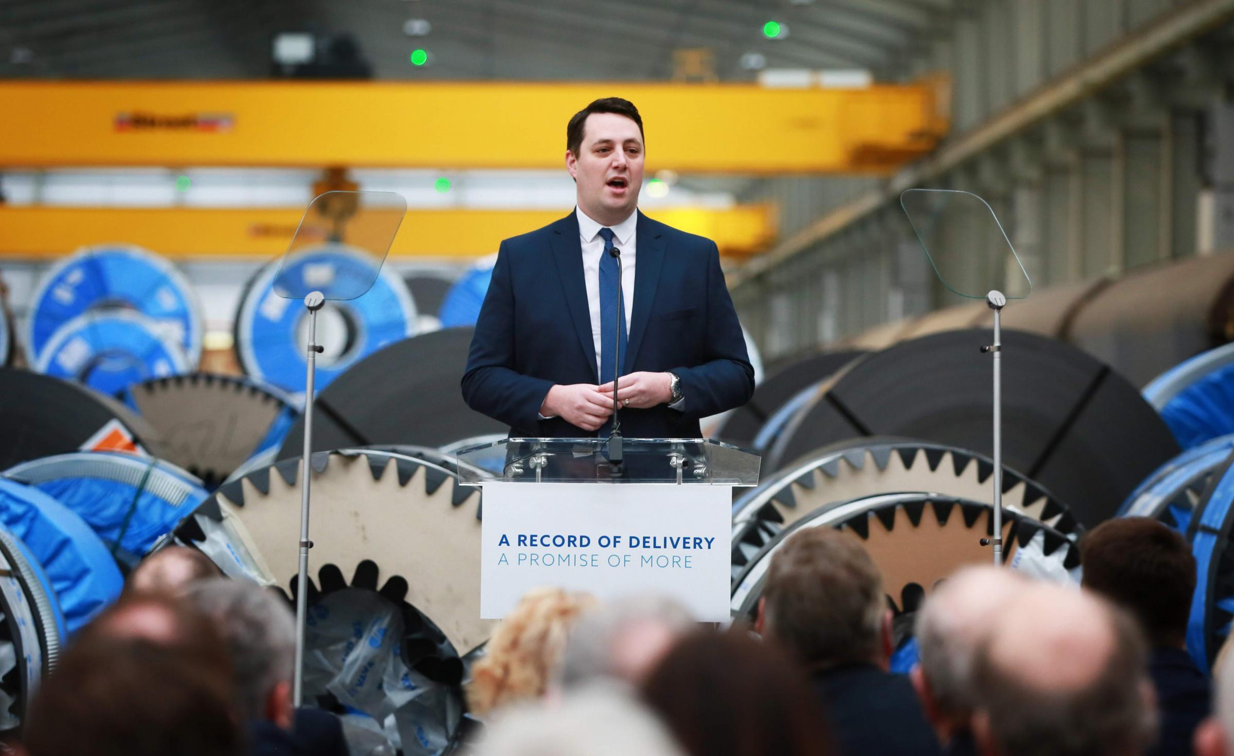 Ben Houchen:  My ask of Rishi Sunak - A Teesside Freeport & Darlington Treasury jobs