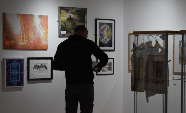 The annual exhibition is set to run next month at Greenfield Arts, in Newton Aycliffe