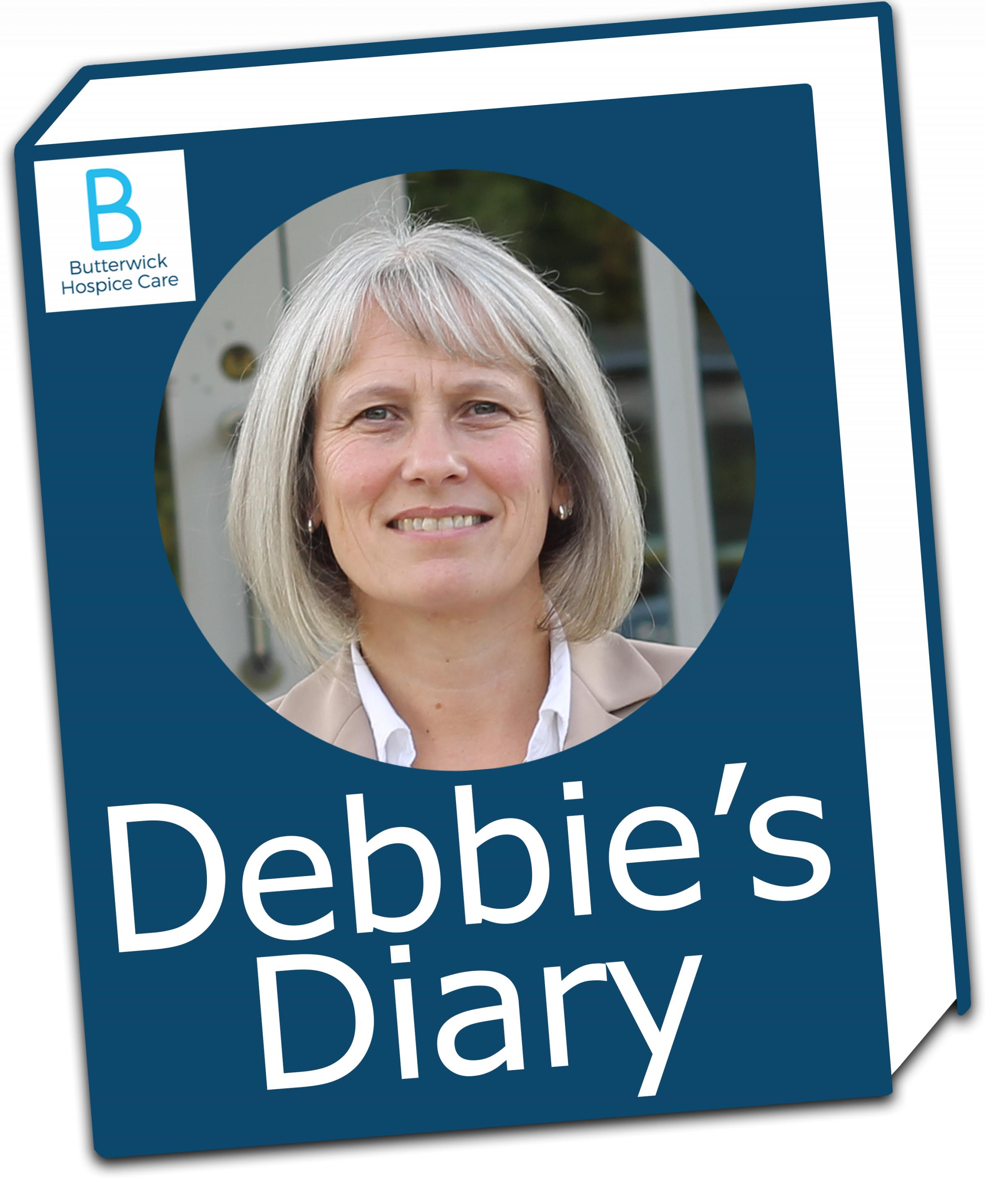 Debbie's Diary: Hospice announces 'exciting' new partnership with charity