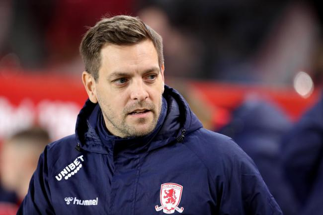 Jonathan Woodgate has handed Ben Liddle a senior debut as Middlesbrough take on Tottenham tonight