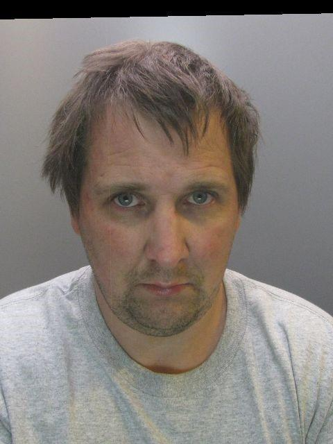 Predatory rapist Alexander Dixon who targeted a woman walking alone at night