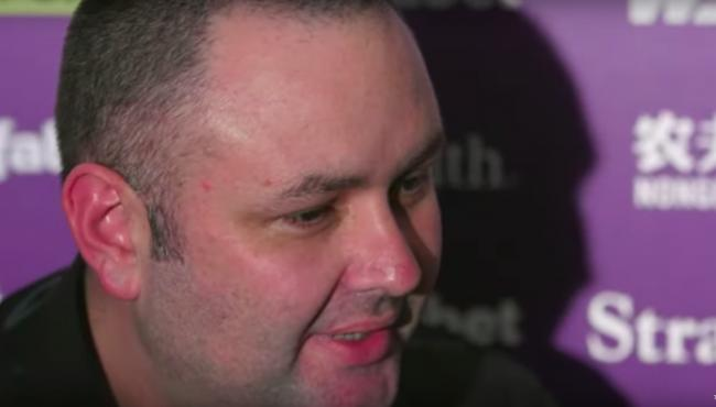 Stephen Maguire had not won a first-round match at Alexandra Palace since 2015