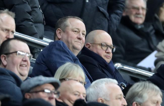 Mike Ashley has instructed Lee Charnley to plan for Newcastle United's current ownership position to remain unchanged for the whole of next season