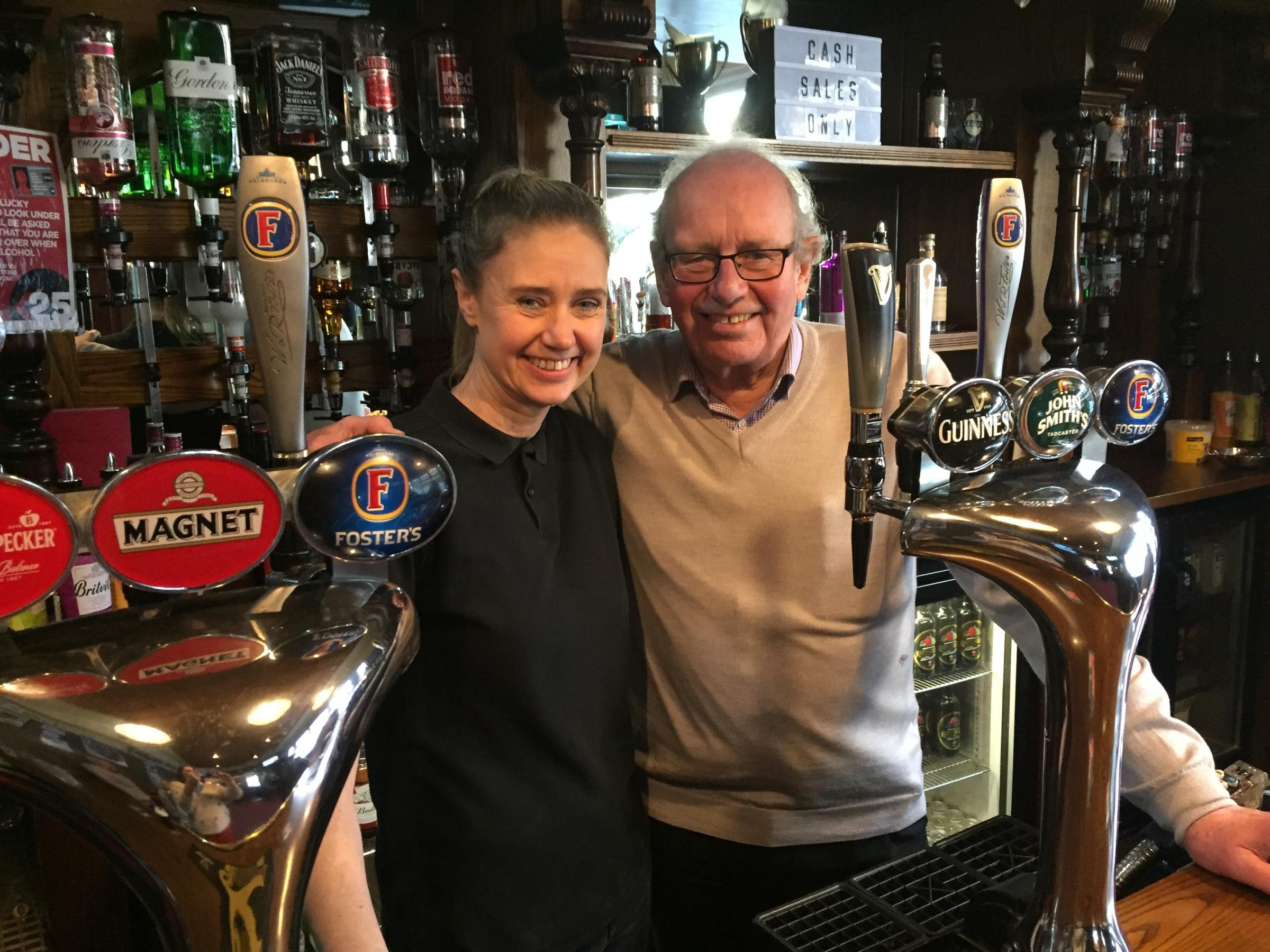 'The last of the great landlords' to retire as Darlington pub announces closure