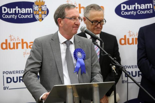 The Northern Echo: Paul Howell, who was recently elected as Conservative MP for Sedgefield