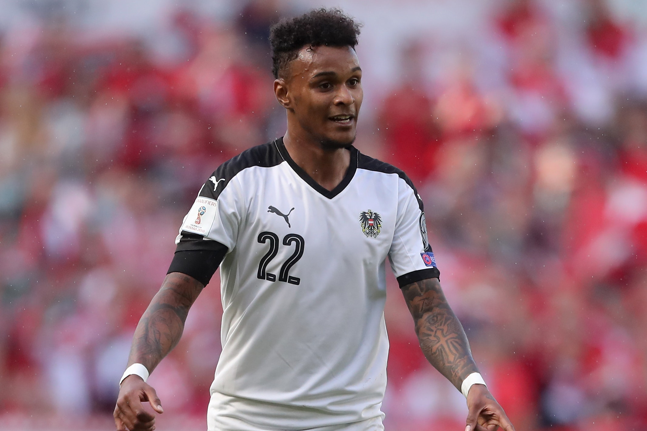 Red Bull Leipzig in race with Newcastle to sign Valentino Lazaro