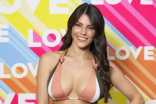 Former Miss Newcastle Rebecca Gormley who is the latest contestant to appear on ITV show Love Island