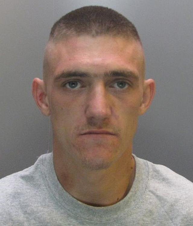 Ashley Turner, given 18-month prison sentence for racist attack on shop owner and wife
