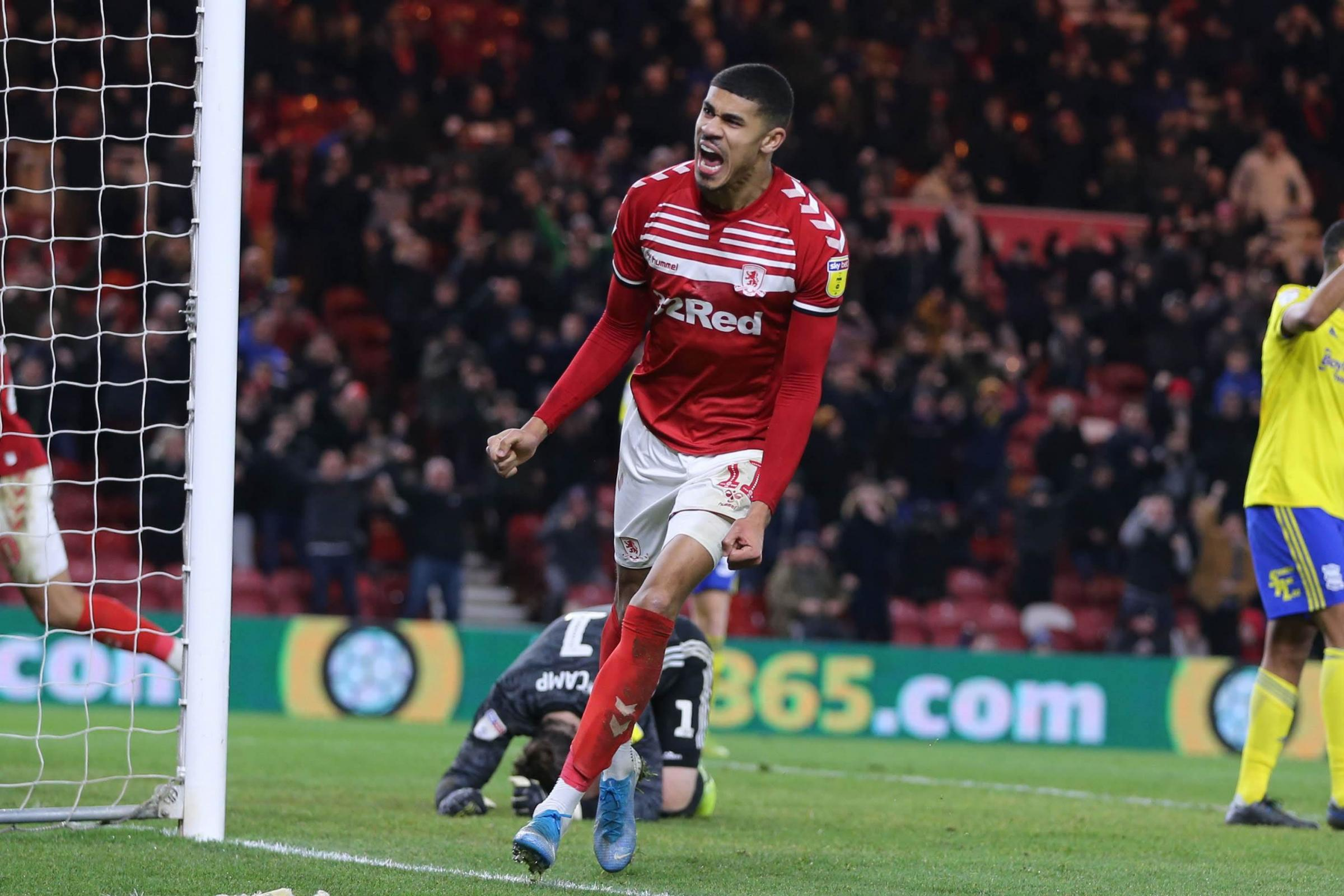 Middlesbrough 1 Birmingham City 1: A dramatic draw at the Riverside