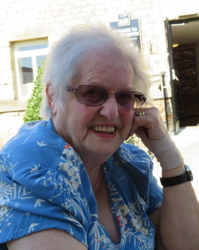 A remembrance service is being held for Edna Forrest today at All Saints Church, Northallerton