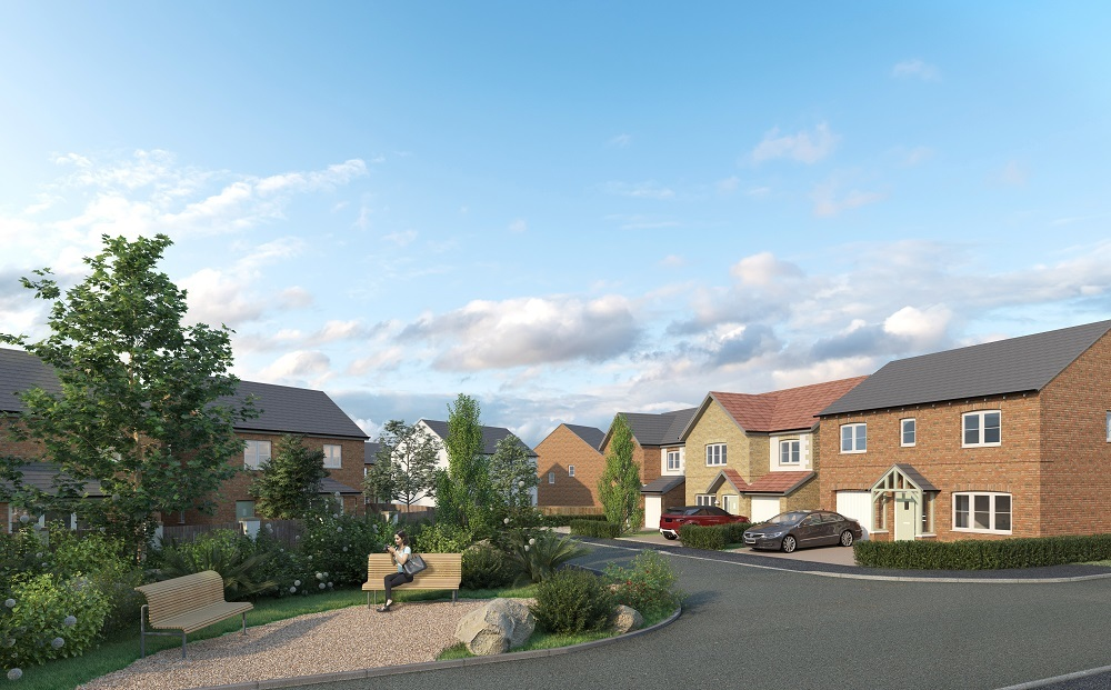 House builder seeking approval for £14m plan