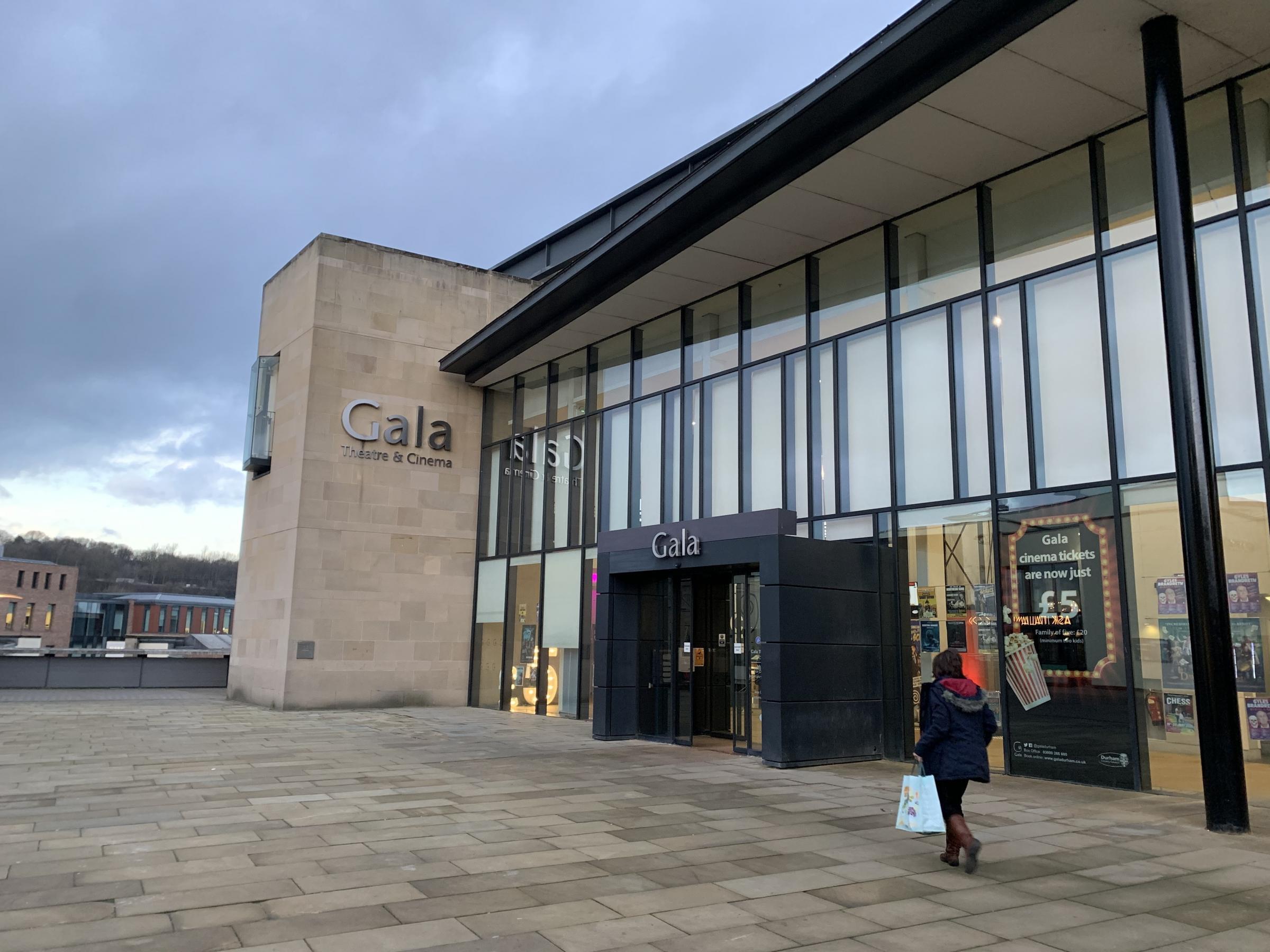 Durham Gala Theatre set to get pre-order drinks app