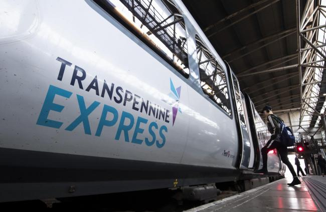 TransPennine Express has been warned to improve its performance