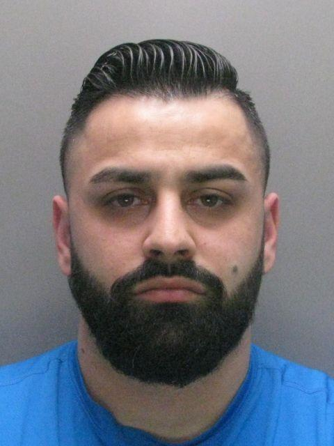 Banned driver Bilal Havid jailed for taking mourner home from funeral in car driven dangerously, at high speed