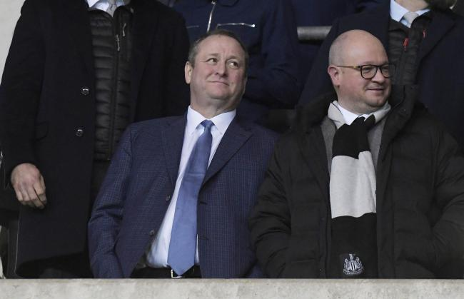 Mike Ashley was at the Kassam Stadium on Tuesday night watching Newcastle's United's FA Cup replay win over Oxford United