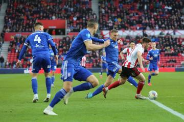Match ratings: Sunderland 1 Ipswich Town 0 - Bailey Wright laid the foundations for the win
