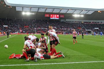 Sunderland peaking as League One promotion race reaches its climax
