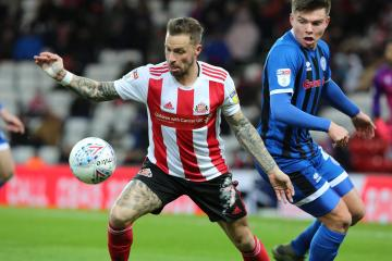 Chris Maguire injury worries are played down