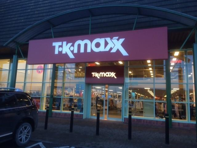 Serial thief Robert Berriman targeted branches of clothing chain TK Maxx